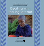 "REVIEW: ""Learners will gain knowledge of how to deal with issues that cause conflict from within. Teachers will be guided through dealing with learners who experience conflict. Layout is user-friendly and pictures are adding to visual flair of the books. Font clear and easy to read."" [Northern Cape Department of Education]"